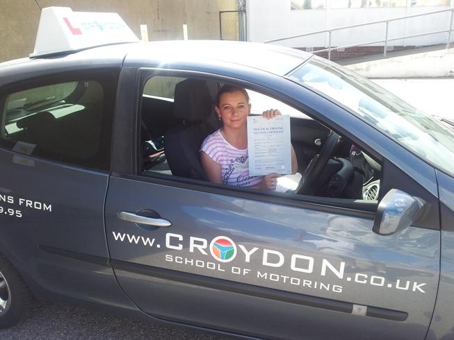 Nauka jazdy z Croydons