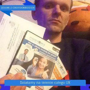 Po zdanym egzaminie na terenie UK