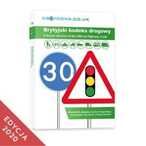 Kodeks drogowy prawko UK