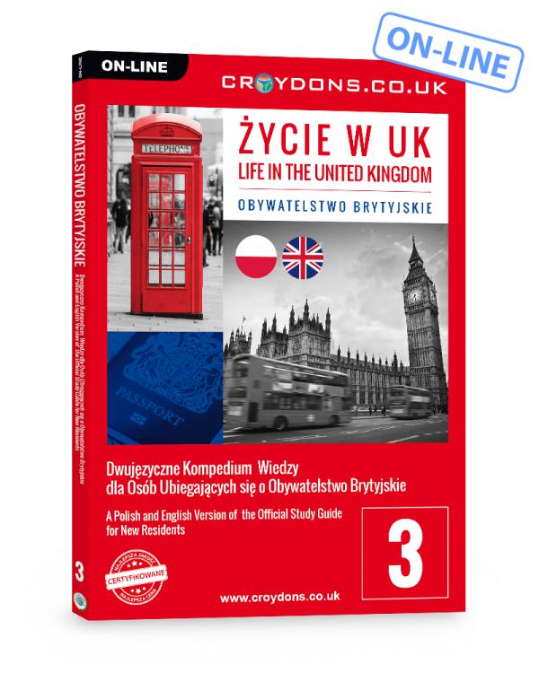 Dostęp do kompedium na obywatelstwo UK