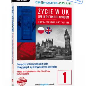 Dostęp online do przewodnika na obywatelstwo UK