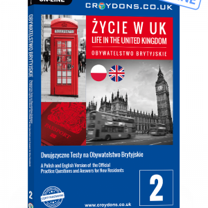 Dostęp online do testów na obywatelstwo UK