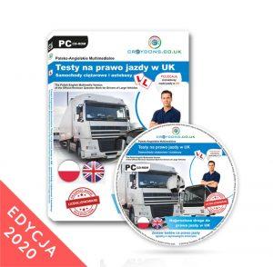 Testy autobusy i samochody ciężarowe w UK