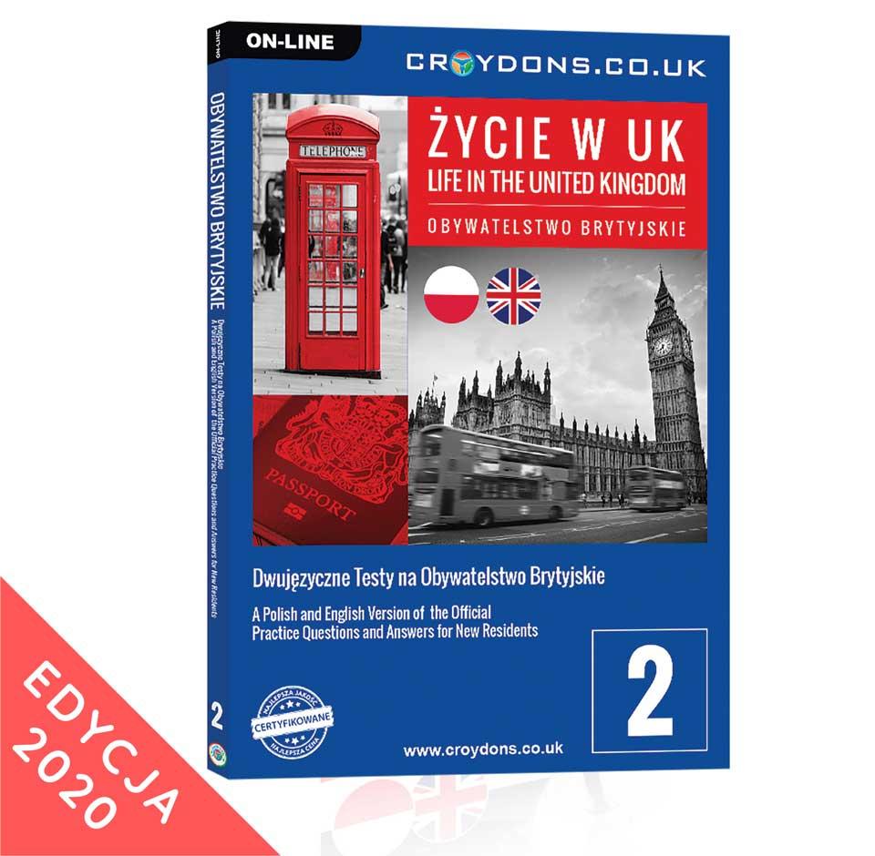 Dwujęzyczne testy na obywatelstwo UK